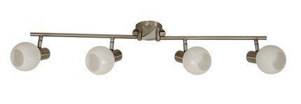 LAMPA ŚCIENNA  CANDELLUX AVILA 94-10063 LISTWA  E14 SATYNA