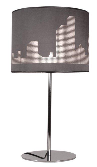 LAMPA STOŁOWA GABINETOWA CANDELLUX MANHATTAN 41-55029  E27