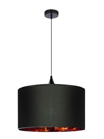 LAMPA SUFITOWA WISZĄCA CANDELLUX LONG 31-73952 MIEDZIANY