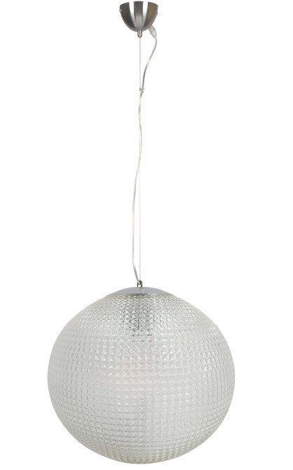 LAMPA SUFITOWA WISZĄCA CANDELLUX LUCIDA 31-51165  E27 BEZBARWNY