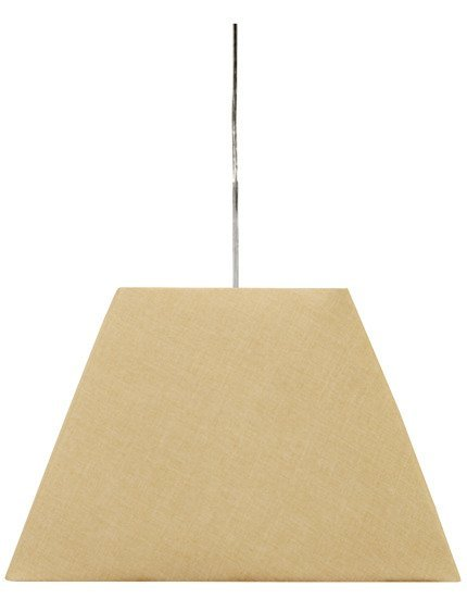 LAMPA SUFITOWA WISZĄCA CANDELLUX STANDARD 31-10018   E27 KREMOWY