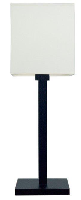 Lampa Stołowa Candellux Legato 41-47567 E27 Drewno Abażur Ecri