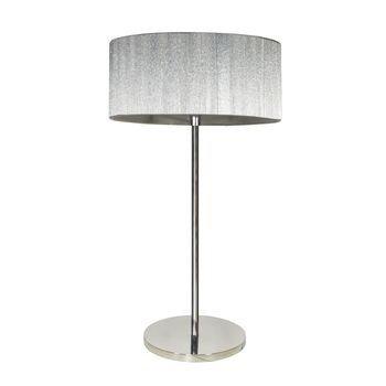 Lampa Stołowa Candellux Solo 41-27897 E14 Chrom