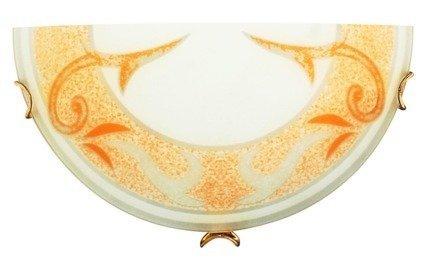 Lampa Sufitowa Candellux Regina 11-45884 Plafon1/2 Orange Promocja