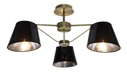 Lampa Sufitowa Wisząca Candellux Cortez 33-54982 E14 Patyna