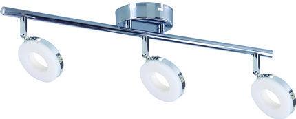Lampa ścienna listwa 3X5W LED chrom THEMA 93-60785
