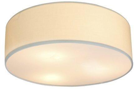 Lampa sufitowa okrągła kremowa 3x40W E27 50cm Kioto Candellux 31-64714