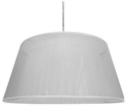 Lampa sufitowa wisząca 1X60W E27 biały CHARLIE 31-24800
