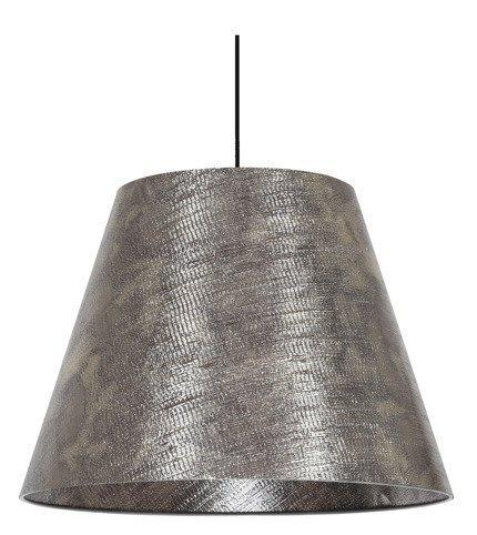 Lampa sufitowa wisząca 1X60W E27 złoty PLATINO 31-38319
