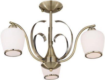 Lampa sufitowa wisząca patyna Opera Candellux 33-54951