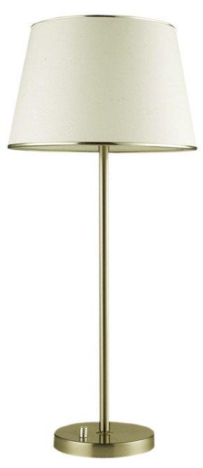 Lampka stołowa gabinetowa patynowa 40W E14 Ibis 41-01354