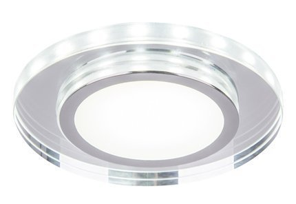 Oprawa stropowa okrągła oczko białe LED SSP-26 Candellux 2273693