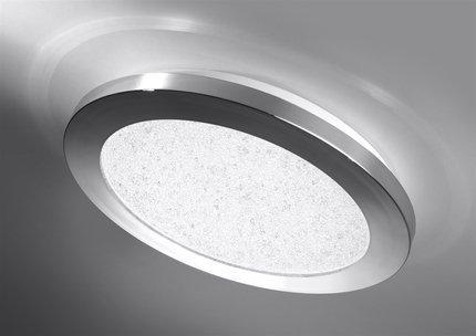 Plafon łazienkowy IP44 lampa :ED 12W 3000K granila Pixel Candellux 10-67401