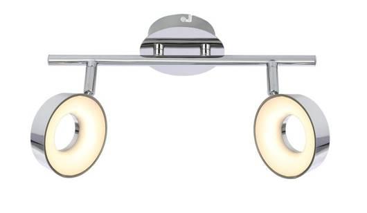 LAMPA ŚCIENNA  CANDELLUX ISLA 92-61713 LISTWA  LED CHROM 3000K
