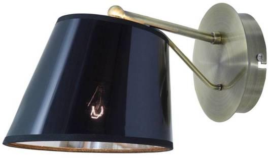 LAMPA ŚCIENNA KINKIET CANDELLUX CORTEZ 21-54975  E14 PATYNA