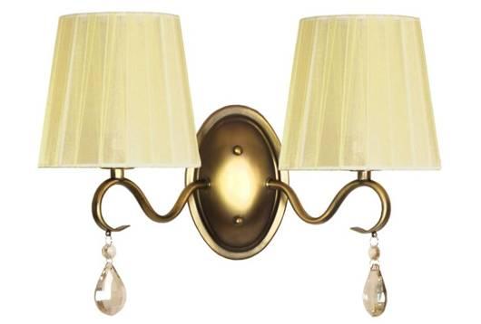 LAMPA ŚCIENNA KINKIET CANDELLUX FIESTA 22-04437  E14