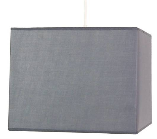 LAMPA SUFITOWA WISZĄCA CANDELLUX BASIC 31-06103   E27 SZARY