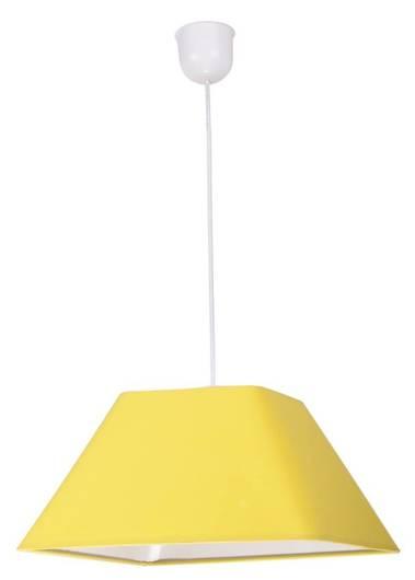 LAMPA SUFITOWA WISZĄCA CANDELLUX ROBIN 31-03270   E27 ŻÓŁTY PROMOCJA