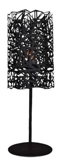 Lampa Stołowa Gabinetowa Candellux Taurus 41-18178 E27 Czarny