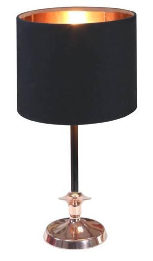 Lampa Stołowa Gabinetowa Candellux Violino 41-38784 E14 Czarny