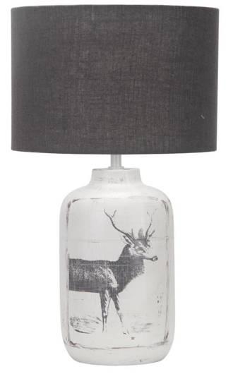 Lampa Stołowa Gabinetowa Candellux Walia 41-39194 E27 Srebrna