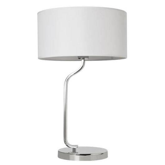 Lampa Stołowa Gabinetowa Candellux Wanat 41-38562 E27 Chrom