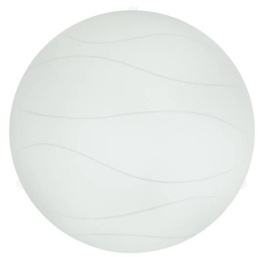 Lampa Sufitowa Candellux Flap 13-55217 Plafon Uchwyt Biały 1X60 W E27