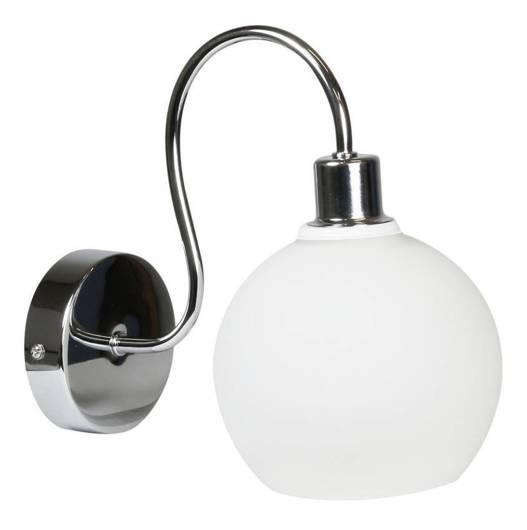 Lampa ścienna kinkiet 1X40W E27 chrom NELDA 21-72559