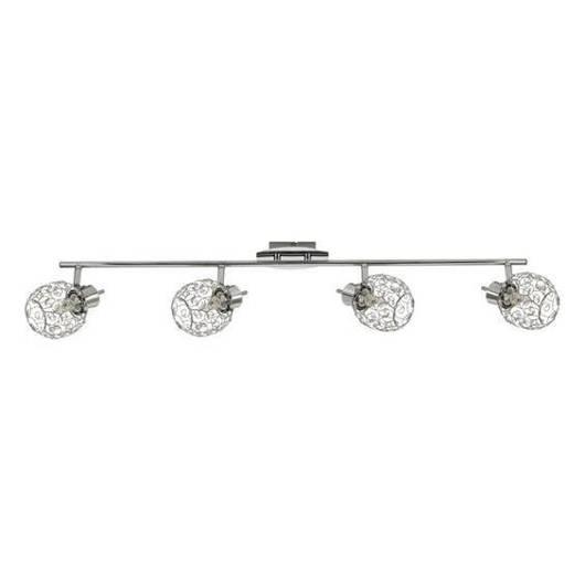 Lampa ścienna listwa 4X40W G9 chrom HORUS 94-19165