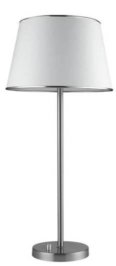 Lampa stołowa gabinetowa satynowa 40W E14 Ibis 41-00913